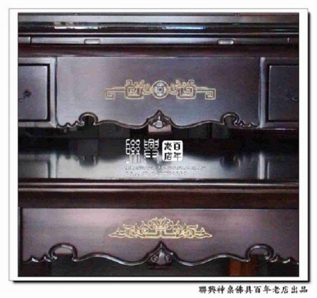客製福滿堂櫥 4