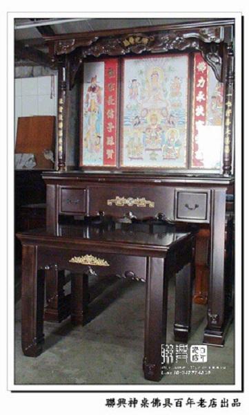 客製福滿堂櫥 2