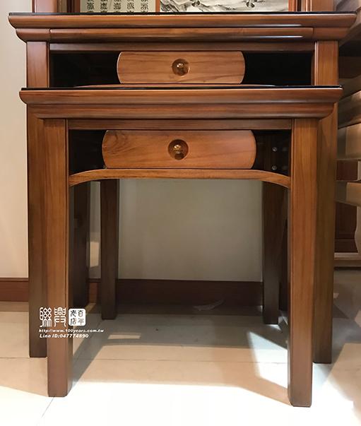 柚木新祥神桌 1